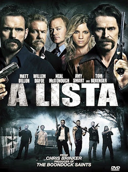 Download – A Lista – BDRip AVI Dual Áudio + RMVB Dublado ( 2014 )