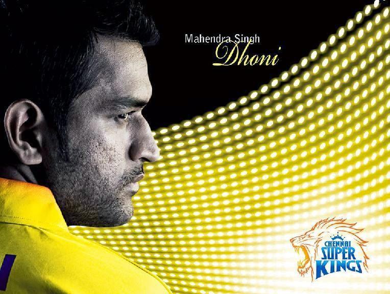 Chennai SuperKings IPL Wallpapers Free Download