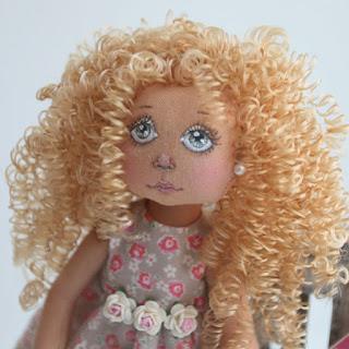 авторская кукла единственный экземпляр