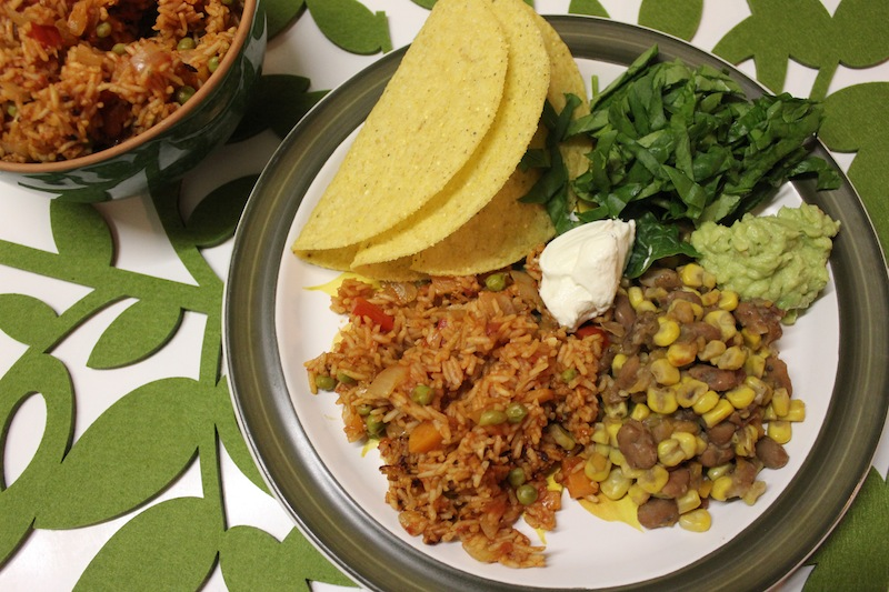 kidney beans mexican