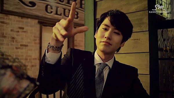 Super Junior Mamacita Kyuhyun