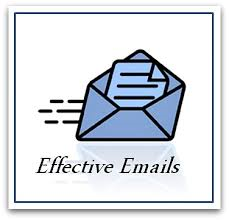 Picture of effective email