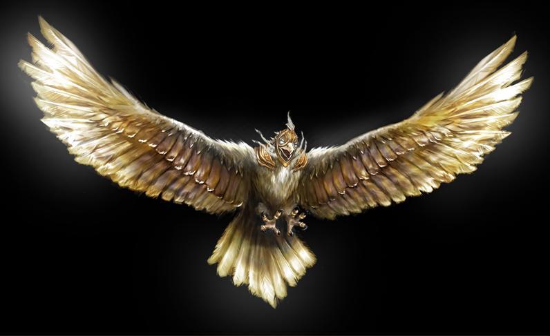 zeus symbol eagle -#main