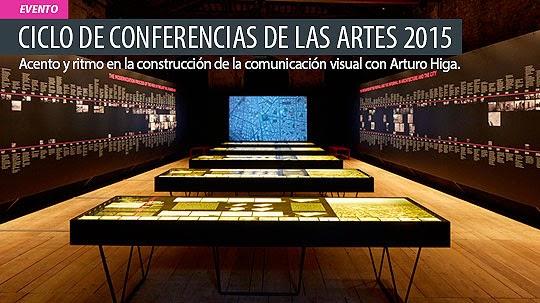 Conferencia. Acento y ritmo en la construcción de la comunicación visual.