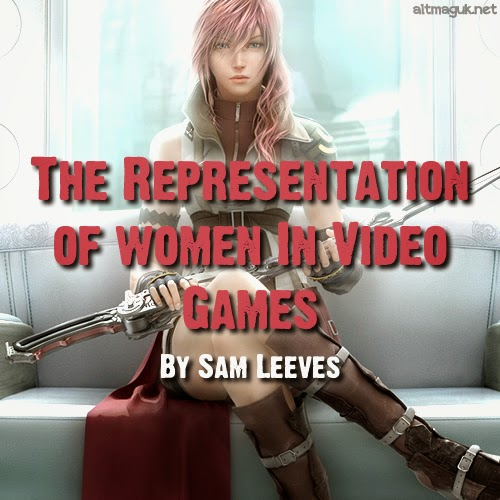 female representation in video games Video games: exploring the influence of gender within society throughout this paper, i will be exploring the spectrums of femininity and masculinity within video.