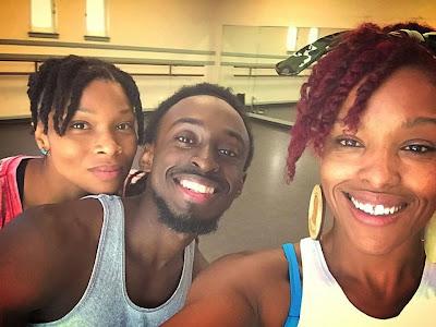 Jamaican Dancehall Classes With Blacka di Danca
