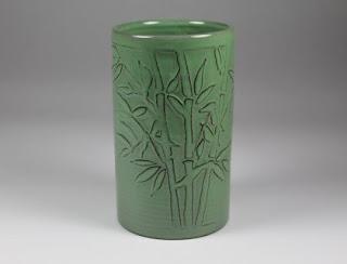 http://lowellhillpottery.com/shop/bamboo-vase-premium/