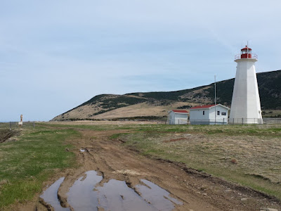 Cape Anguille Lighthouse, Codroy, NL