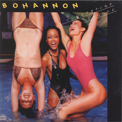 Bohannon ‎– 1978  Summertime Groove CD 2003