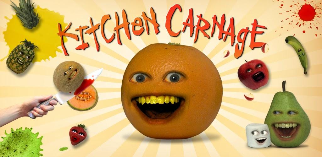 DOWNLOAD FREE GAMES: Annoying Orange Kitchen Carnage Full Game For PC Crack