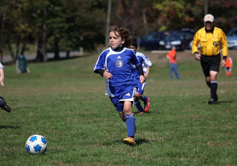 Sebastian Conlon Great Falls Soccer Club