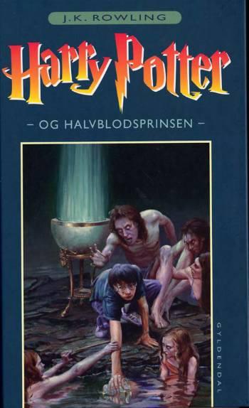 hvem har skrevet harry potter bøgerne