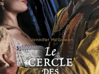 Le cercle des confidentes, tome 1 : Lady Megan de Jennifer McGowan