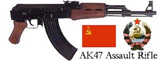 A história do fuzil de assalto AK47
