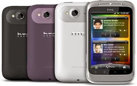 warna hp htc