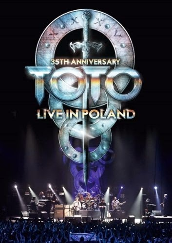 Toto - DVD - 35th Anniversary Tour - Live In Poland""