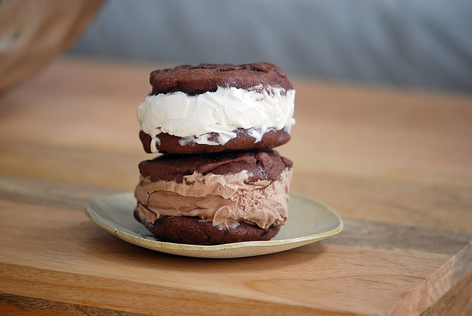 Ice Cream Cookie Sandwiches | Mehan's Kitchen