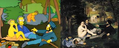 Śniadanie na trawie, Édouard Manet