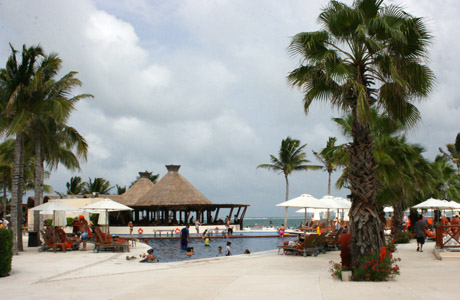 Hotel Dreams Riviera Cancun, Puerto Morelos