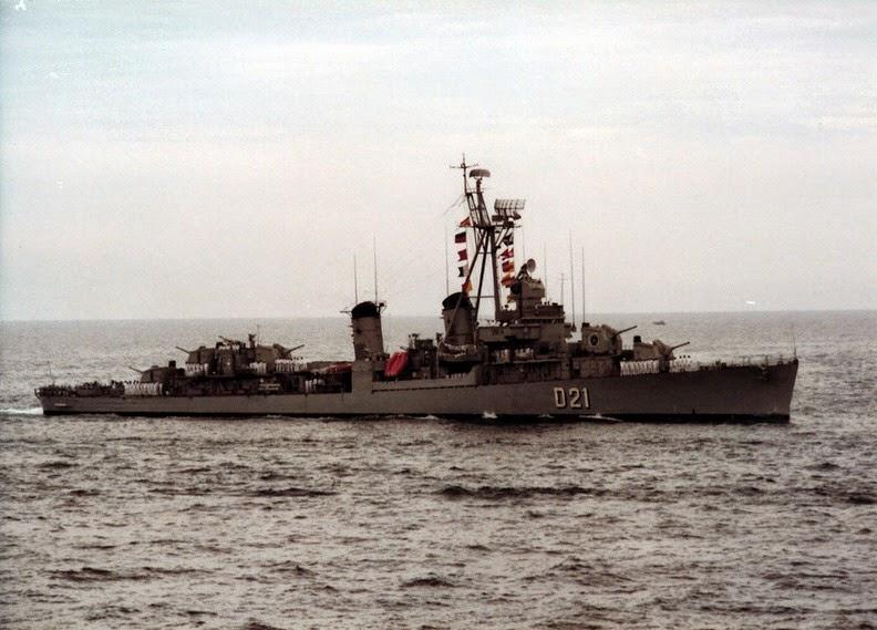 Free ship plans, Fletcher-class, destroyer, World War II, USS Capps, Lepanto