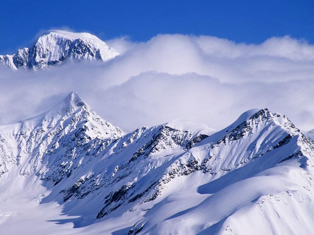 Alaska Range Ruth Amphitheater Alaska 101 - Beauty O'v NaTuRe ....... !!!!!!!!