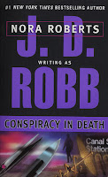 Book cover of Conspiracy in Death.