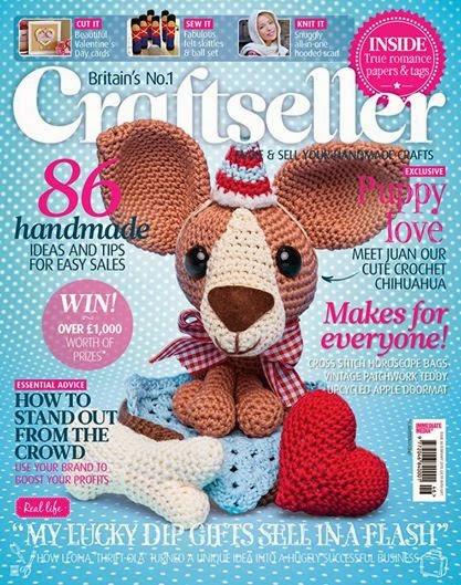 'Craftseller chihuahua