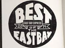 VOTE FOR US - Best of the East Bay! Voting Closes July 3rd.