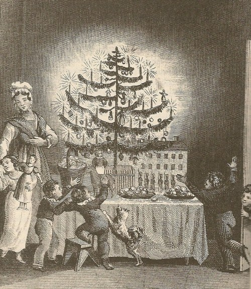 Christmas Gifts--19th Century Style