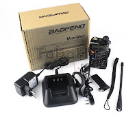 Baofeng UV-5RE+ Dual Band VHF - UHF With FM Radio