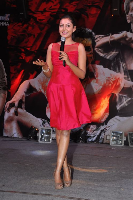 madhu shalini at vadu veedu movie audio release launch actress pics