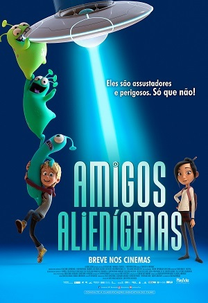 Amigos Alienígenas Torrent Dublado