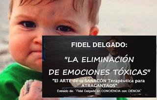 LA ELIMINACIÓN DE EMOCIONES TÓXICAS