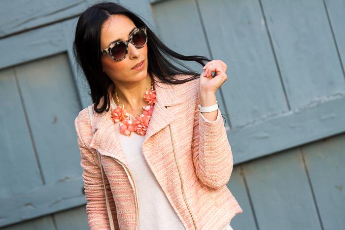 Blogger de moda valenciana outfit estilismo lady chic casual