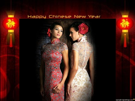 Chinese New Year Attire Chinese New Year Dress is a