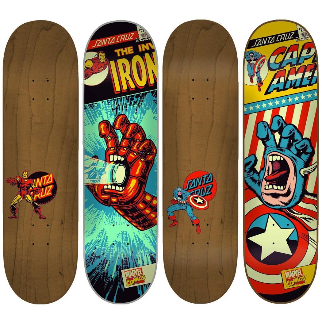The blot says marvel comics the screaming hand skate - Skateboard dessin ...