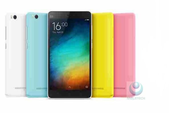 Spesification and price Xiaomi Mi 4i