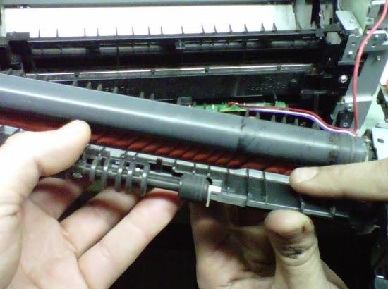 Đổ mực máy in canon 3300