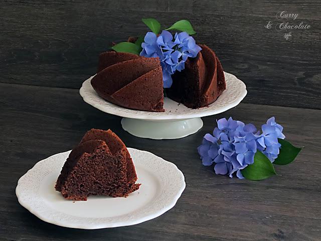 Bizcocho de Baileys y café  – Baileys Irish cream bundt cake