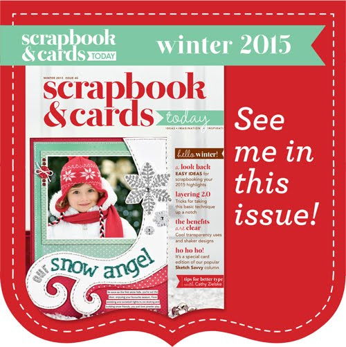 Scrapbook & Cards Winter 2015
