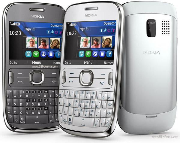 Nokia Asha 302 com Android?