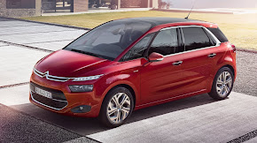 CITROEN C4 PICASSO 2me gnration
