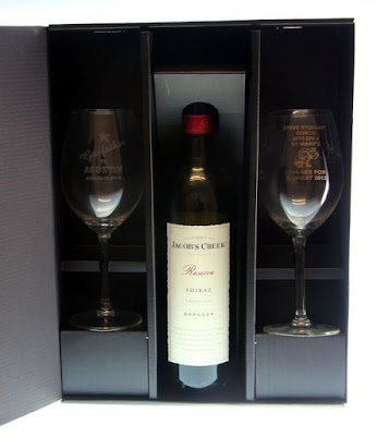 Wine Glass Gift Boxes
