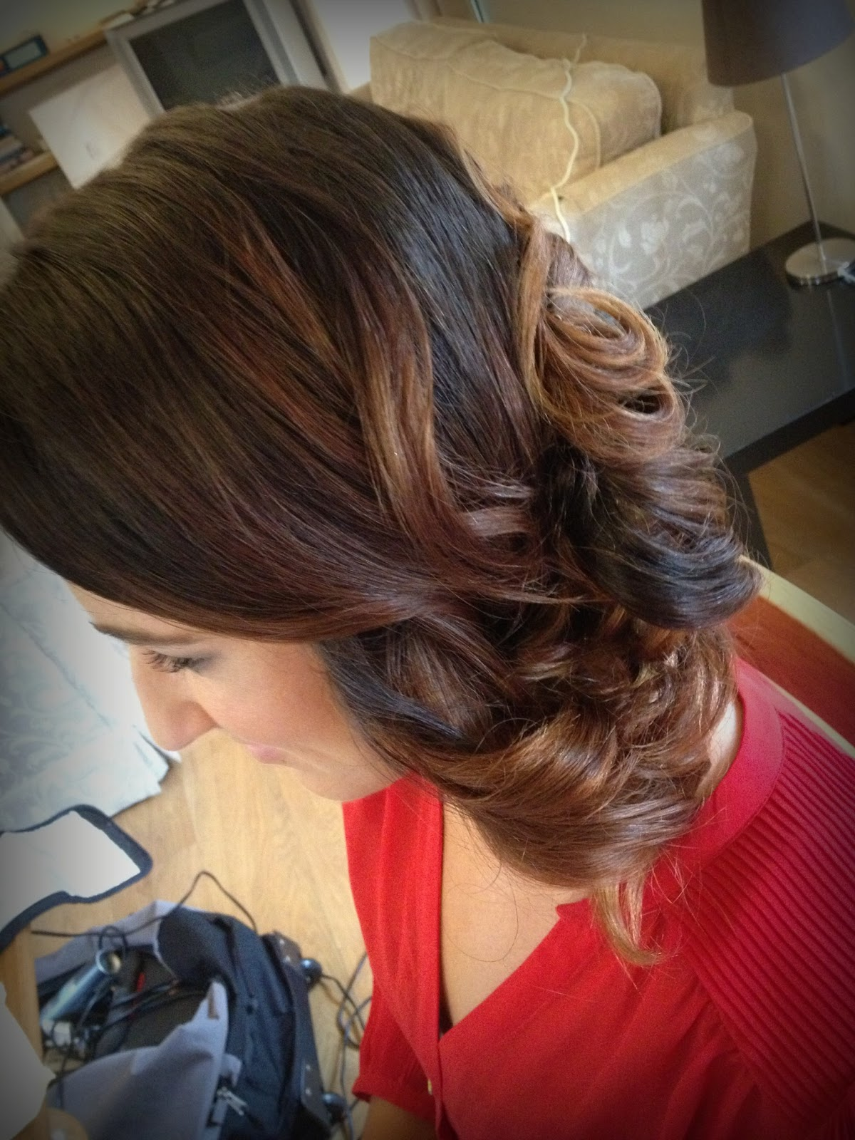 Fordham Hair Design Wedding Bridal Hair Specialist First 2013