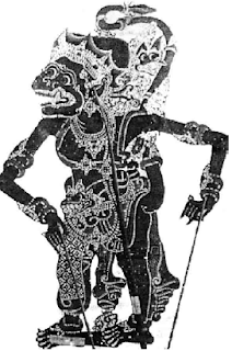 Sugriwa (Wayang Bali)