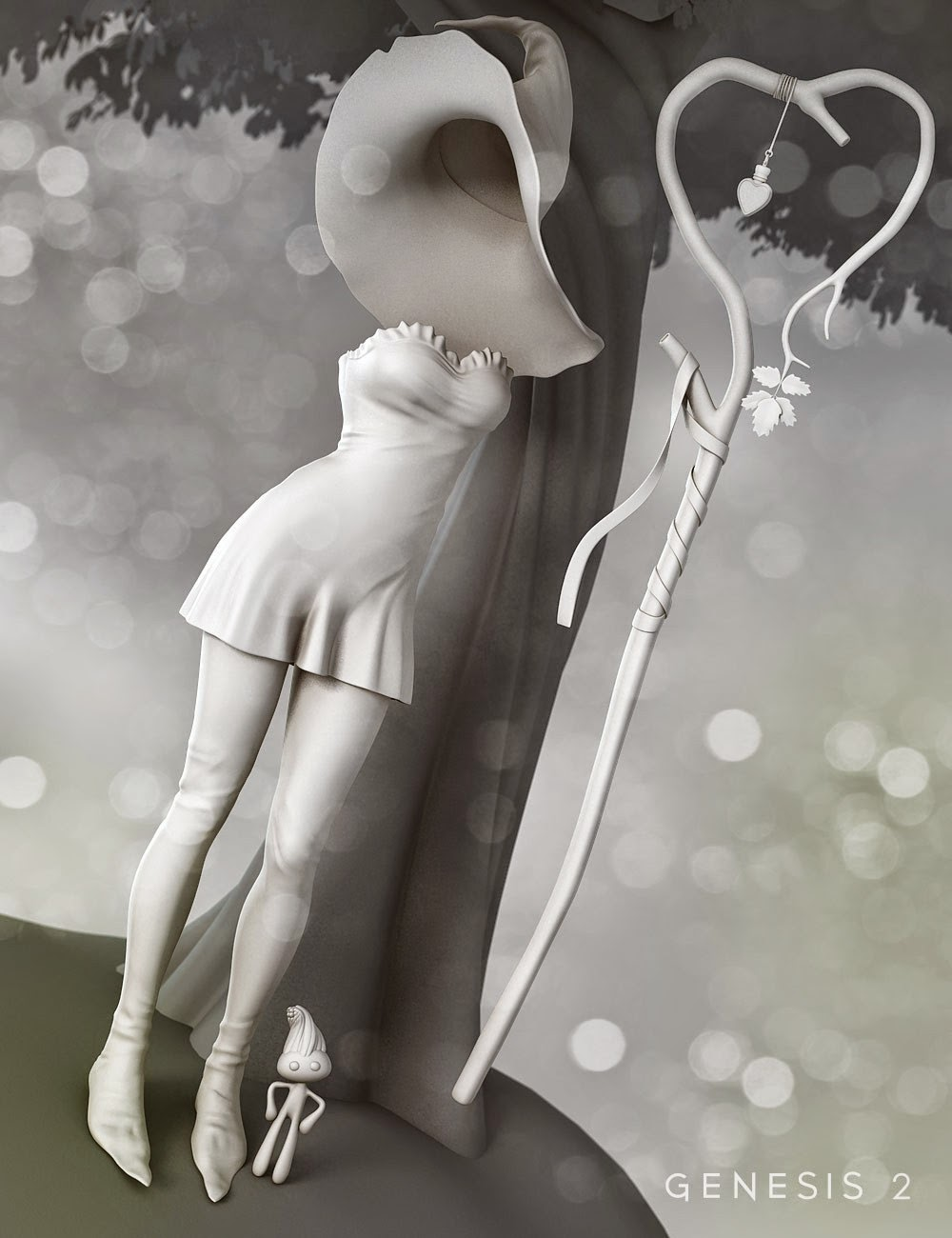 Love Potion pour Genesis 2 Femme