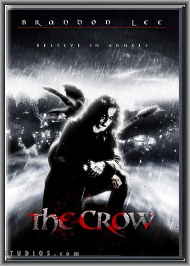 The Crow 1994 DVDRip XviD BLiTZKRiEG