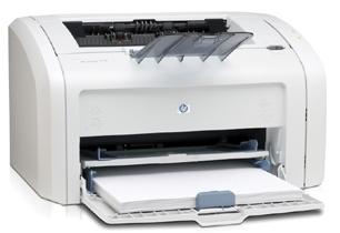 HP LaserJet 1018 Driver For Windows