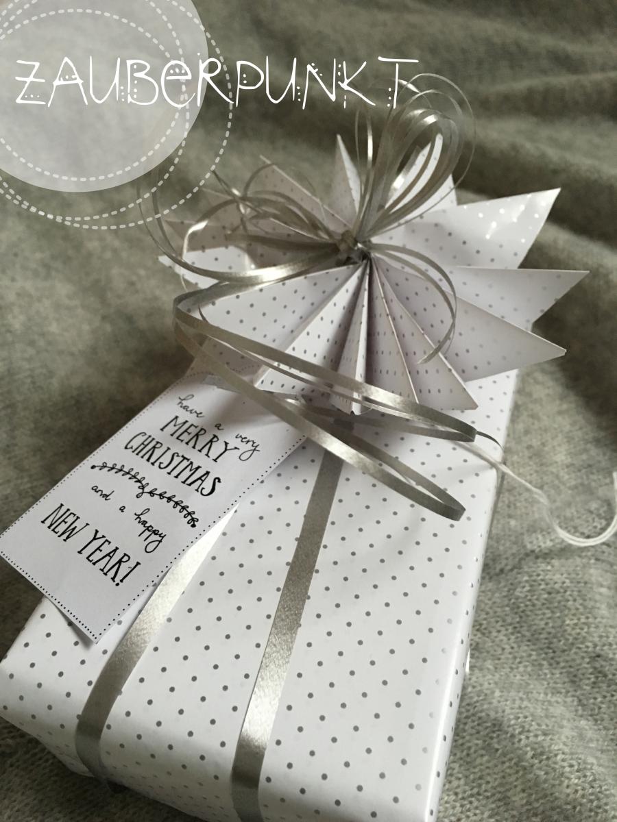 zauberpunkt weihnachtsgeschenke h bsch verpacken leicht. Black Bedroom Furniture Sets. Home Design Ideas
