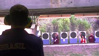 Emerson Duarte - Pistola Tiro Rápido - XXX Campeonato Regional Sul-americano Hugo de Sá Campello Filho